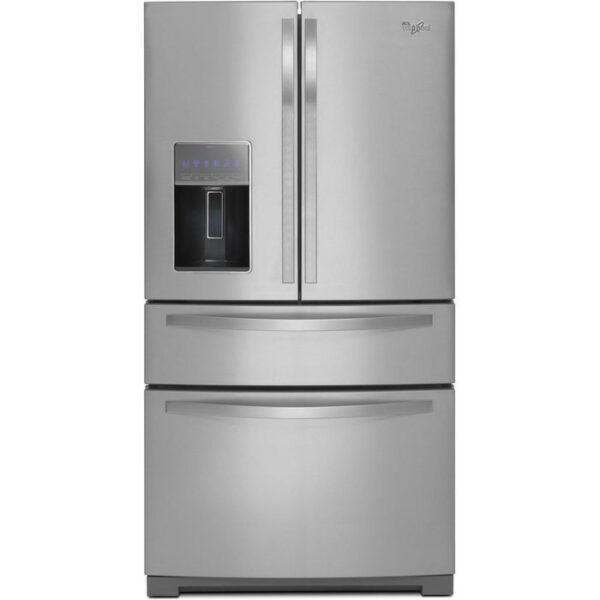 how to reset Whirlpool refrigerator