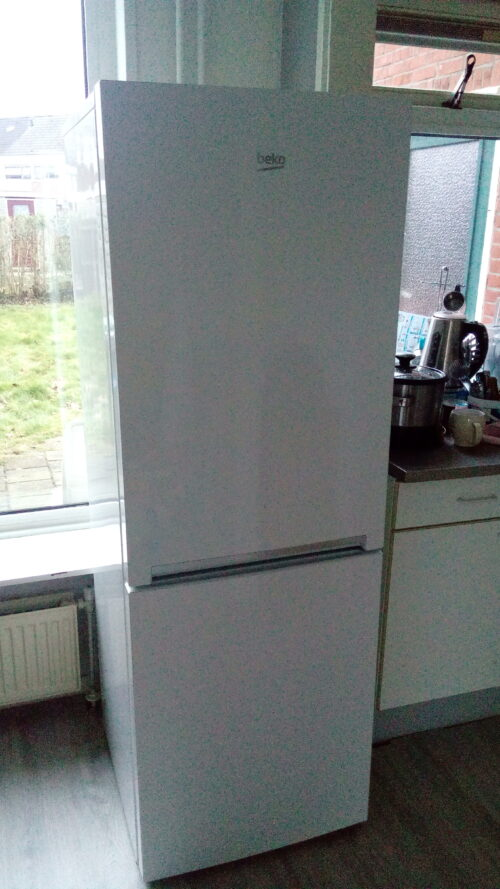 how to reset a Beko fridge