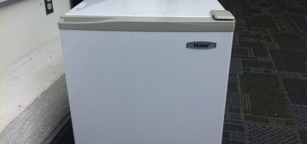 Haier refrigerator not cooling