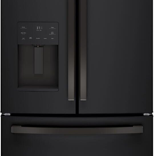 how to remove an ice maker from a GE refrigerator